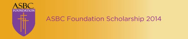 ASBC Foundation Scholarship image